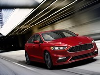 2017 Ford Fusion Adds 20 Driver-Assist Features