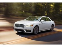 Lincoln Continental Recalled for Headlamps