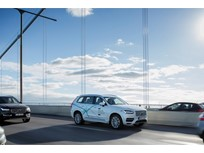 Volvo Collaboration Developing Autonomous Car Tech