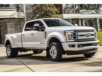 Ford Offers Flagship Trim to Super Duty