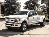 Ford Upgrades Super Duty for 2018