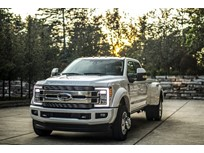 Ford Shows Intelligent Upfit Technology at Work Truck Show