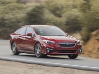 Subaru Prices 2018-MY Impreza