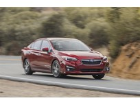 Subaru unveils 2018-MY Impreza pricing