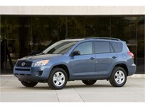 Toyota Recalls RAV4, Lexus HS250h Cars for Suspension