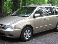 Road Salt-Linked Corrosion Spurs Kia Minivan Recall