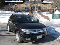 Ford Recalls Edge SUVs for Fire Risk