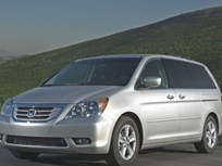Potential Fuel Leaks Prompt Honda Odyssey Recall