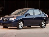 Hyundai Recalls Elantras for Steering