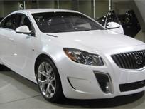 Buick Regal Sedans Recalled for Fire Risk