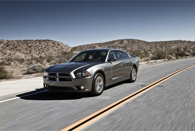 2011 Dodge Charger. Photo courtesy of Chrysler Group.