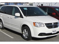 Dodge Grand Caravans Recalled for Air Bag Wiring
