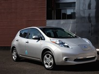 Nissan LEAF Earns 5-Star NCAP Rating