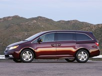 Honda Odyssey Minivans Recalled for Seats