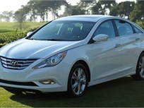 Hyundai Recalls Sonatas for Power Steering