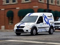 Ford and Azure Dynamics Introduce the Transit Connect Electric Wagon
