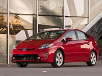 Toyota Details MSRP for 2013 Prius Models