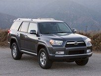 Toyota Posts Retail Pricing for 2012-MY 4Runner SUV