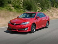 Toyota Unveils 2012-MY Camry and Camry Hybrid