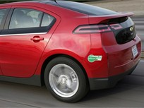 MY-2012 Chevrolet Volt Set to Join California's Carpool Lanes