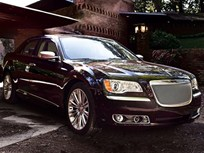 Chrysler 300 Luxury Series Improves AWD Fuel Efficiency
