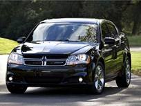 Chrysler Introduces 29 MPG 2012 Dodge Avenger SE V6 Package