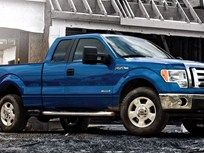 2012-MY F-150 Features Driveline Updates That Improve Towing and Traction