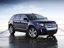 2012-MY Ford Edge Now EPA-Certified to Achieve 30 MPG Highway