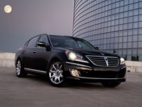 Hyundai Equus Gets 2012 Motorist Choice Award in Two Categories