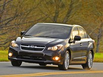 Subaru Recalls Imprezas for Seat Belt Failure Risk