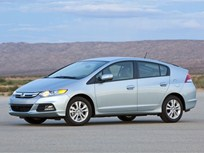 2012-MY Honda Insight Hybrid to Get 42 Combined MPG