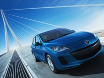 MSRP for 2012-MY Mazda3 Starts at $15,200