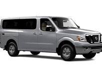 Nissan's New U.S.-Built NV Passenger Van to Debut Spring 2012