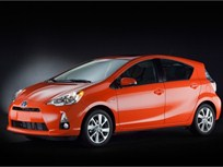Toyota Releases 2012-MY Prius c Details