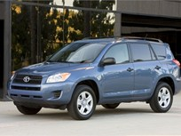Toyota Boosting RAV4 Production
