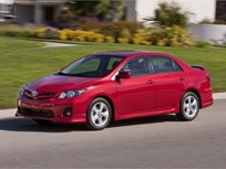Toyota Corolla Base Model Gets Feature Upgrades for MY-2012