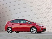Toyota Prius Reaches Sales Milestone