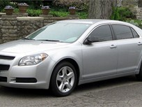 GM Recalls Malibu Sedans for Seat Belts