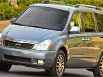 Kia Recalling Nearly 80K Sedona Minivans