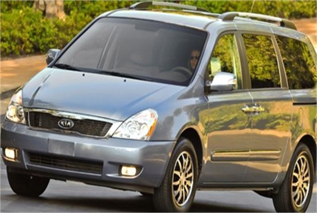 kia recalling nearly 80k sedona minivans top news. Black Bedroom Furniture Sets. Home Design Ideas