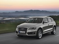 Audi Boosts Fuel Economy in 2013-MY Q5