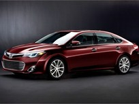 Toyota Unveils All-New 2013-MY Avalon at New York Auto Show