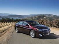 Faulty Auto Braking Spurs Avalon, Lexus Recall