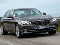 BMW's 2013-MY 7 Series Lineup Features Improved Fuel Economy
