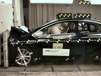 NHTSA Gives 2013 Buick Verano a Five-Star Safety Rating