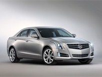GM Says 2013-MY Cadillac ATS MSRP to Start at $33,990
