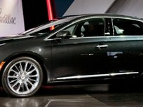 Cadillac Unveils 2013-MY XTS at LA Auto Show