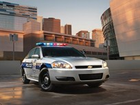 GM Recalls Chevrolet Caprice Police Cars