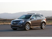 Chevrolet Equinox, GMC Terrain Recalled for Windshield Wipers