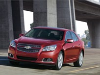 GM Provides Details and Retail Pricing on 2013 Chevrolet Malibu Turbo Model